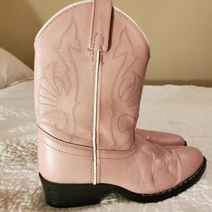 Masterson Boot Co. Youth Cowboy Cowgirl Boot